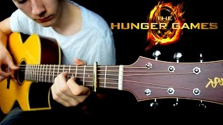 The Hanging Tree - Jennifer Lawrence (Hunger Games: MockingJay) Guitar Cover by Eddie van der Meer