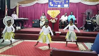 Be exalted by Young Bethel Dancing Warriors (20 aug 2017)