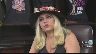 Beth Chapman reflects on her and Doug the Bounty Hunter's love for Hawaii as she battles cancer
