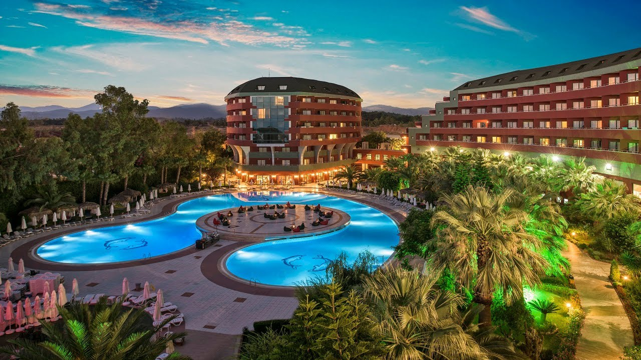 Hotel Delphin Deluxe Alanya Turcia (4 / 34)