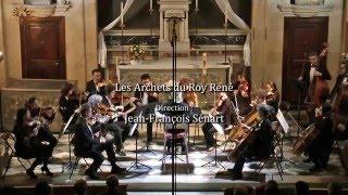 """W.A. Mozart """"Eine Kleine Nachtmusik"""" Sérénade n° 13 K. 525 - III. Menuet et trio"""