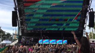 Live @Ultra Music Festival Miami 2015. Tommy Trash at Worldwide Stage.