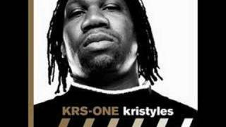 Krs-1 - Can't stop, Won't stop