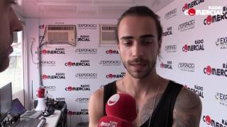 Rádio Comercial | Expofacic 2016 - Diogo Piçarra