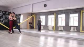 Ruslan & Lena Kizomba Russia UFA