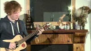 Ed Sheeran - Make You Feel My Love Live On UStream