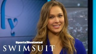 Ronda Rousey 50 Seconds And Kiss | Sports Illustrated Swimsuit