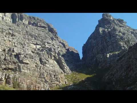 Josh/EJ – Table Mountain in Cape Town, South Africa Hike #43