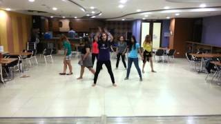 Magnitude 7.2 - BTS I Need U- Dance Practice