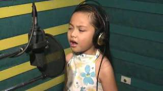 Eurika's music video of TUNAY NA PAG IBIG