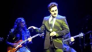 David Bustamante - Te mentía  (7.02.2012 Madrid)