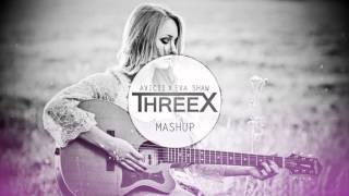 Avicii - Sunset Jesus x Eva Shaw - Moxie (ThreeX MashUp)