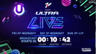 Ultra Music Festival UMF Miami 2015 Live