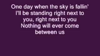 Chris Brown - Next To You ft. Justin Bieber (Lyrics) width=
