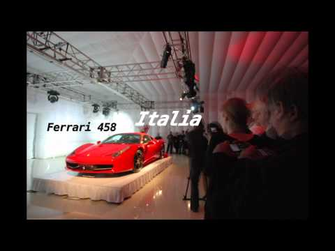 Ferrari 458 Italia Launch.mov