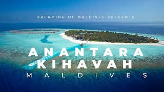 Anantara Kihavah Villas, Maldives HD Video