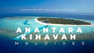 Anantara Kihavah Villas, Maldives HD Video