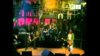 Nirvana - Drain you live at mtv 1992 lyrics HD