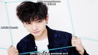 Baek Ah Yeon (Feat. JB of GOT7) - Just One Time (Sub Español - Hangul - Roma)