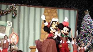 Natal 2008- Turma do Mickey Mouse