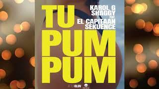 Karol G, Shaggy Feat. El Capitaan, Sekuence - Tu Pum Pum  (Audio)
