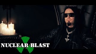 DIMMU BORGIR - Eonian: Writing The Album (OFFICIAL INTERVIEW)