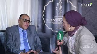 Transformers Awards by Trusted Advisors 2020: Déclaration de Mebarek Mohamed, DG adjoint de la Banque de développement local Algérie