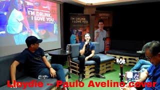 Lloydie -- Paulo Avelino cover