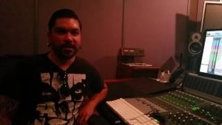 """Talk with Music engineer for """"Every Minute Counts"""""""