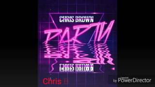 Chris Brown - Party ft Usher, Gucci Mane