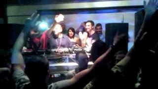 BUNLAB   VENERDI 27 APRILE 2012   DJ RENE' FROM DC 10 IBIZA