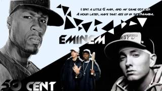 50 Cent   ft  Eminem  2Pac  You Cannot View New Remix 2017