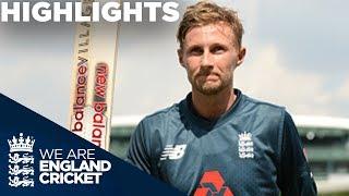 Joe Root Scores His 12th ODI Hundred | England v India 2nd ODI 2018 - Highlights