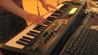 Aerodynamic Daft Punk Improv Remix [LIVE]