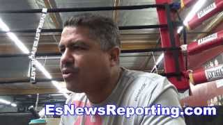 Robert Garcia: Manny Pacquiao is One in a Million