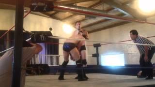 Ryan J Morals vs. CB Slade - Final 2 DCW Gauntlet Match