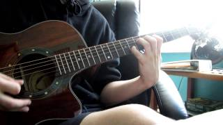 Sepultura - Beneath The Remains Acoustic Intro (Guitar Cover)