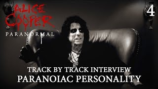 "Alice Cooper ""Paranormal"" Track by Track Interview: ""Paranoiac Personality"""