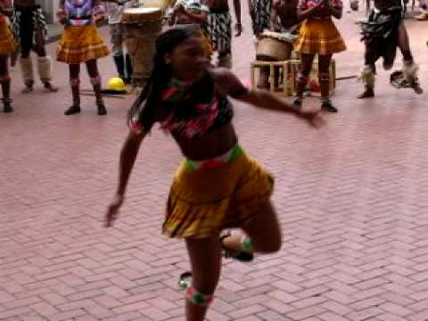 South Africa Tribal Dance 2005