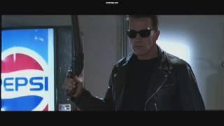 Terminator 2 - Guns N' Roses galleria scene