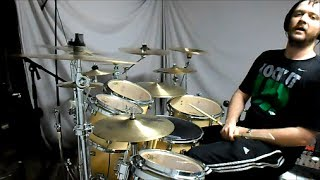 S.O.D. - Kill Yourself - drum cover