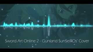 (ソードアートオンライン2) Sword Art Online 2 OST - Epic Gunland Cover (FL Studio 12 )