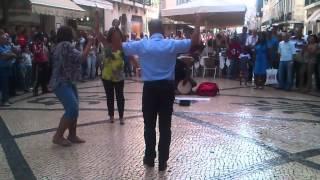"""Gaspar Silva ! Baile ao som de medley de """"Quim Barreiros"""" Got Talent Portugal"""
