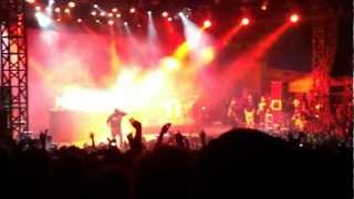 Cypress Hill - How I could just kill a man @ CROSSOVER Fest. 2012
