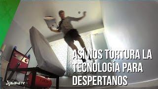 """Cómo la tecnología nos """"tortura"""" para despertarnos por la mañana"""