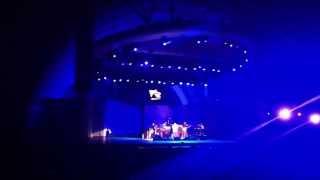 Ben Harper - Where Could I Go (off mic & a cappella!) - Hollywood Bowl (07/01/12)