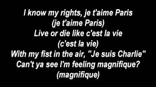 Portugal. The Man - Noise Pollution Lyrics (Version A, Vocal Up Mix 1.3)