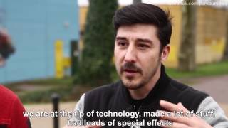 David Belle interview on Parkour and Video Games by Ubisoft