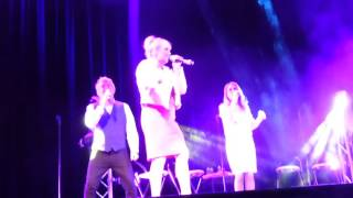 Formerly of Bucks Fizz - Rules of the Game Live in Skegness
