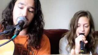 """Otherside"" - Red Hot Chili Peppers Cover by Jason & Melissa"